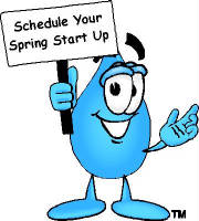 Schedule Your Spring Start Up