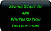 Spring Start Up and Winterization Instructions